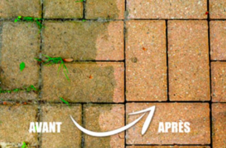 Une Astuce Naturelle Imparable Contre Les Mauvaises Herbes Astuces De Grand Mere Mauvaises Herbes Nettoyage Terrasse Mauvais Herbe
