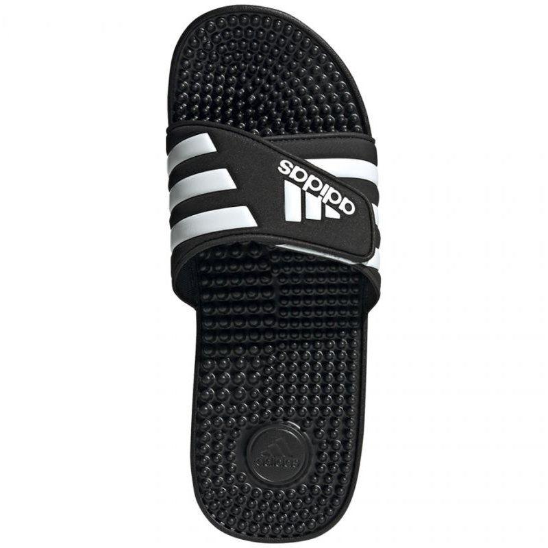 3337f59822c Czarne Klapki adidas Adissage M F35580 w 2019 | Klapki męskie ...