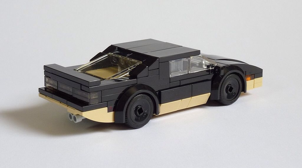 1982 Pontiac Recaro Trans Am Lego Cars Lego Builder Lego Speed Champions
