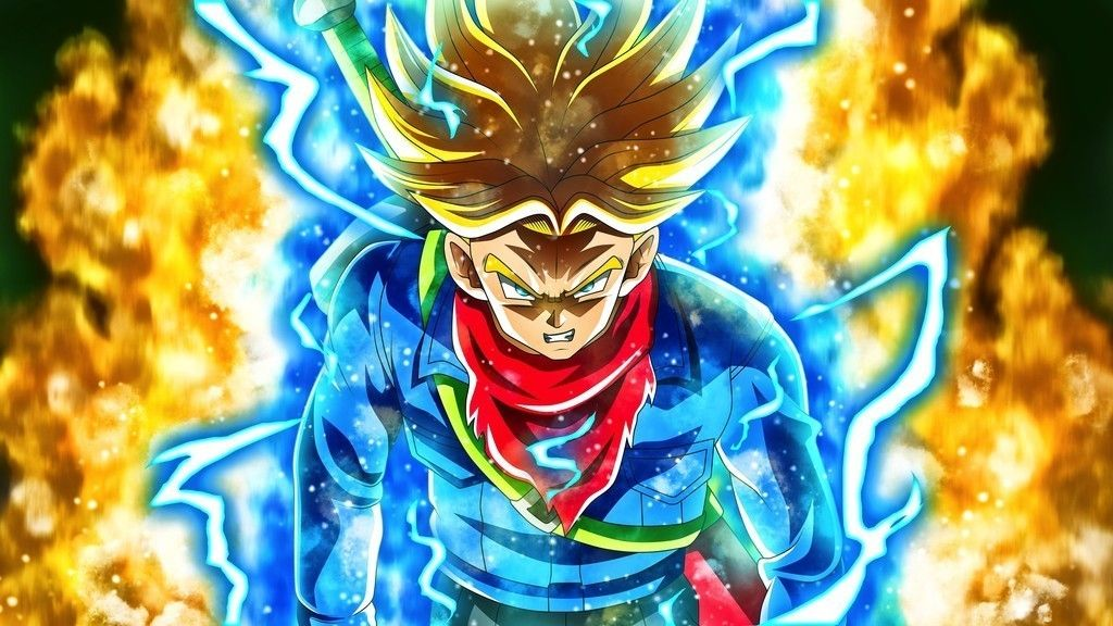 Angry Anime Boy Trunks Dragon Ball Z Wallpaper Anime Dragon Ball Super Dragon Ball Super Dragon Ball Wallpapers