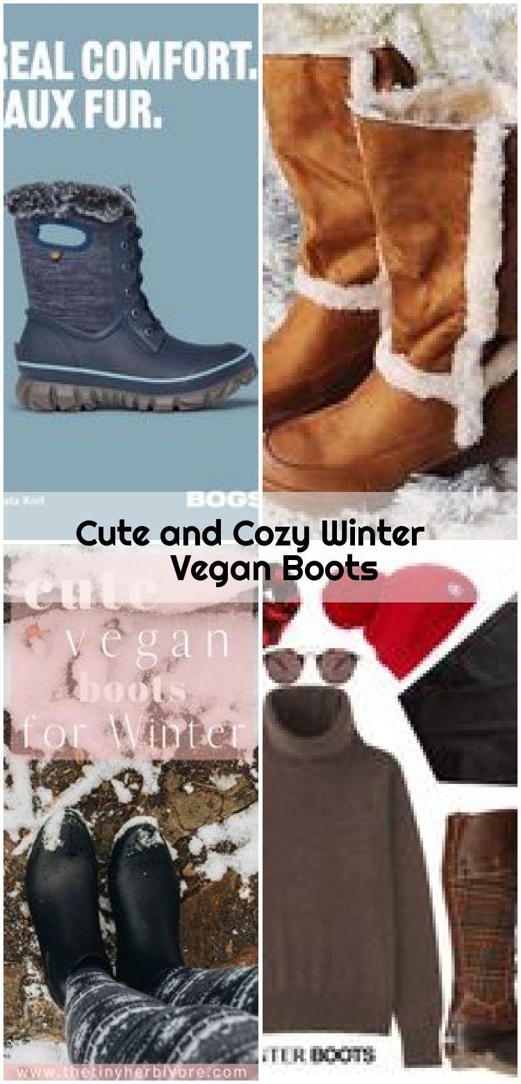 cute vegan boots