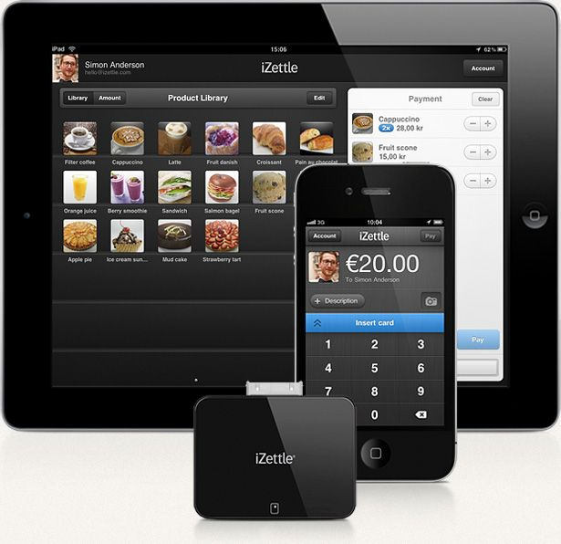 Take card payments with your iphone or ipad izettle is great for take card payments with your iphone or ipad izettle is great for small businesses colourmoves Images