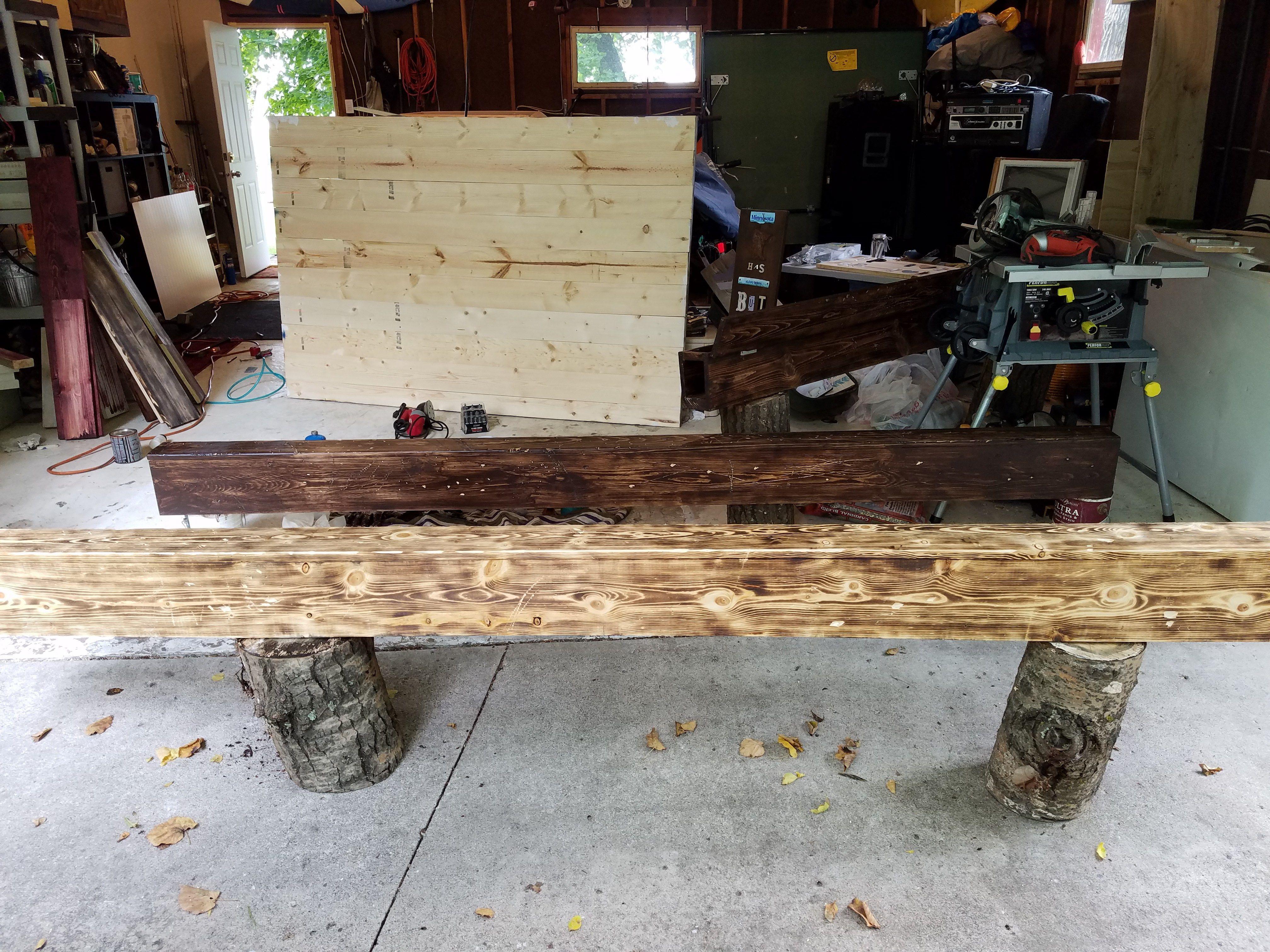 Diy wood ceiling beams with images wood beam ceiling