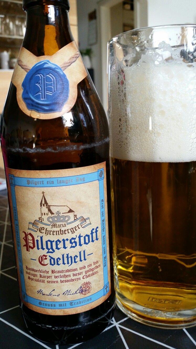 Maria Ehrenberger Pilgerstoff Edelhell Motten Bavaria Germany Flaschenbier Bier Flaschen
