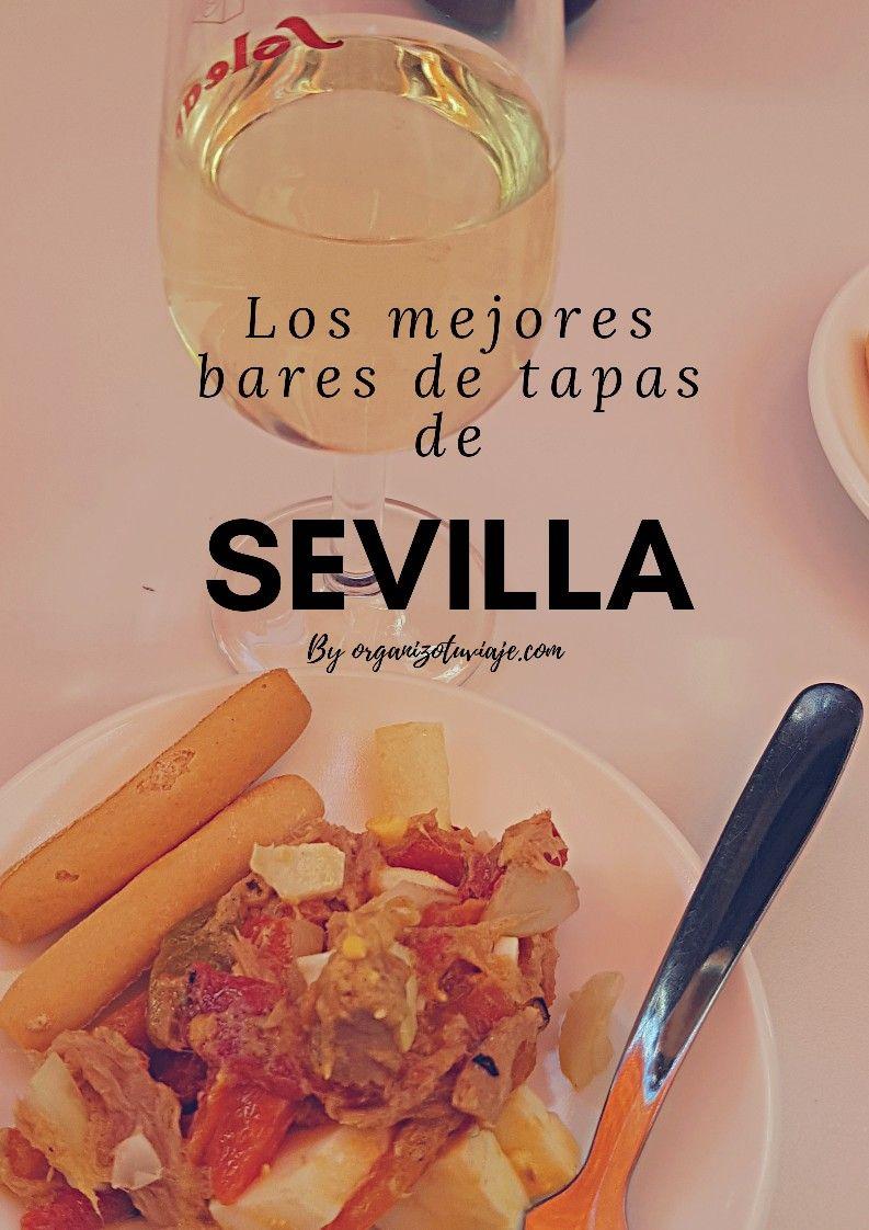 Tapas Por Sevilla Sevilla Bar De Tapas Sevilla España