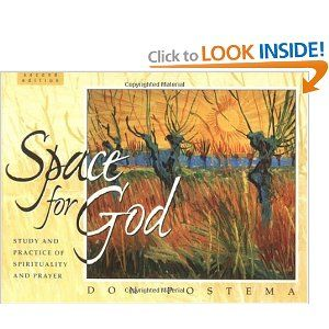 Space for God. by Don Postema