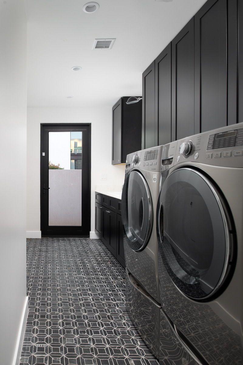 Black Laundry Room Ideas Modern Laundry Rooms Laundry Room Design Laundry Room Remodel