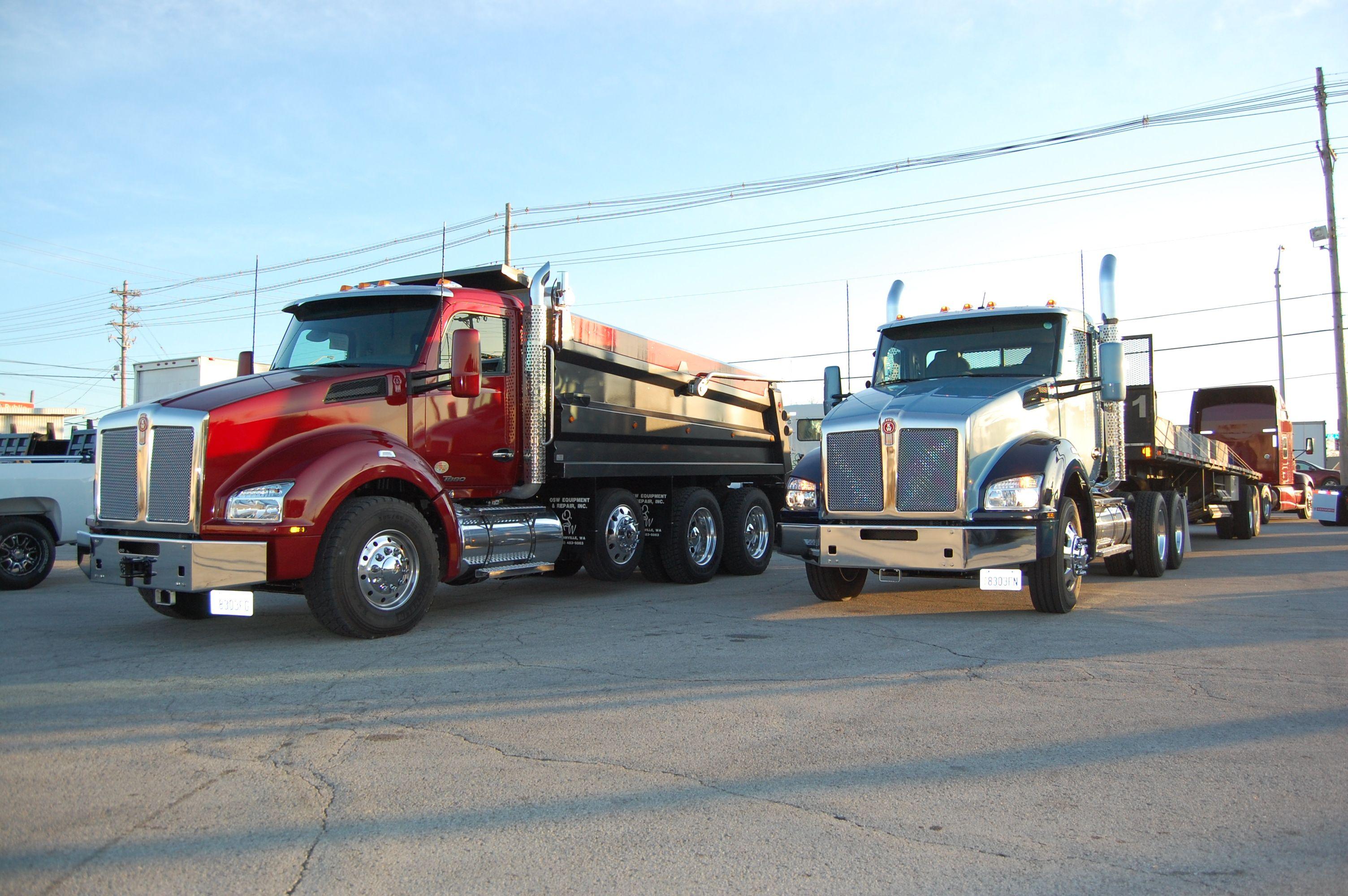 Trucking With Images Big Trucks Dump Trucks Trucks