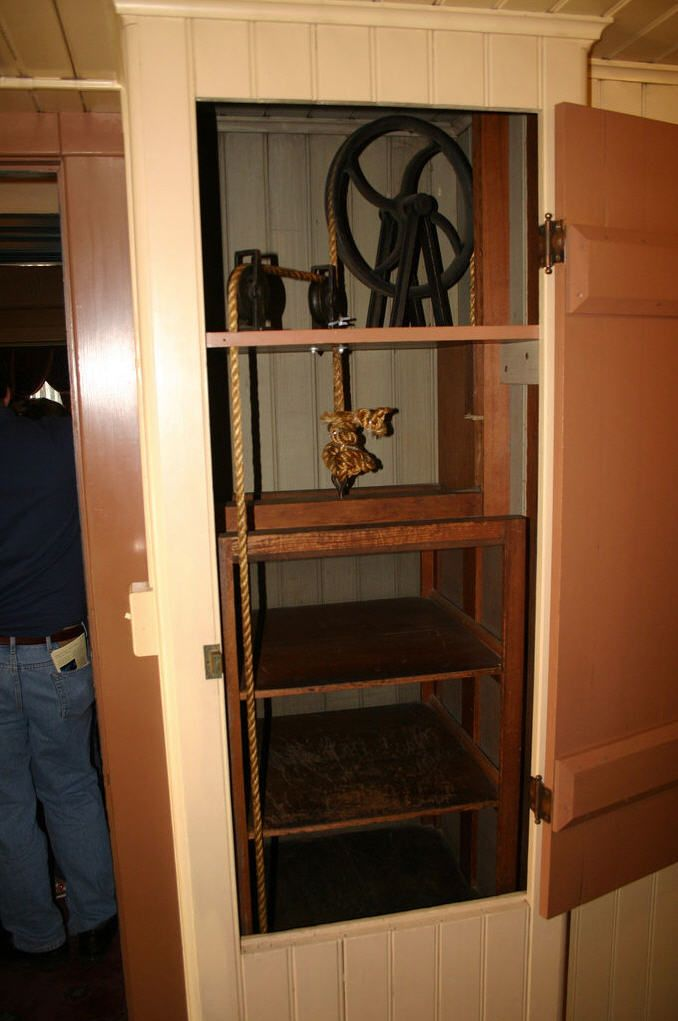 Closed Loop Pulley System Dumbwaiter Google Search