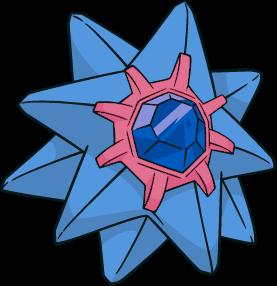 Shiny Starmie