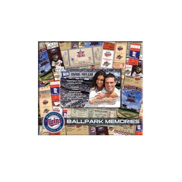 Mlb Scrapbook Minnesota Twins Products Pinterest Products