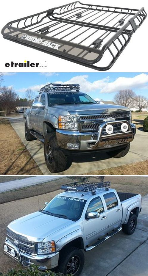 Buy Honeybadger Chase Rack Roof Rack Ford Super Duty Truck Roof Rack