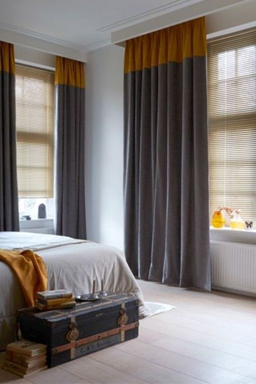 Fascinating Master Bedroom Curtain Ideas You'll See In In ... on Master Bedroom Curtain Ideas  id=23485