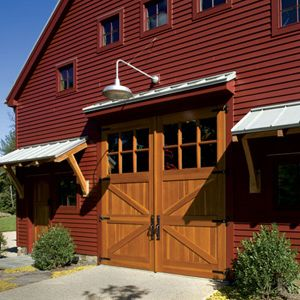 Wood Door Options Accessories By Real Carriage Door Company Carriage House Garage Doors Carriage Doors Pole Barn Homes