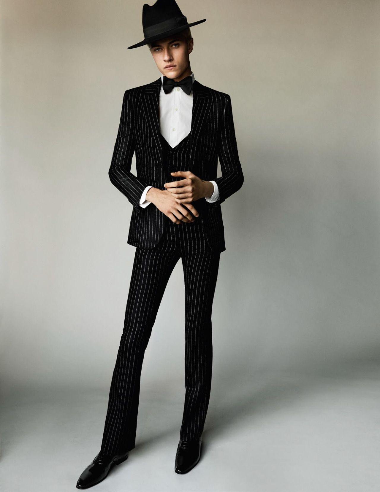 WE ARE SO DROEE — Lottie Et Lucky Blue Publication: Vogue Paris May...