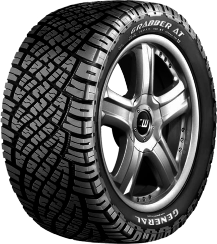 Low Profile 4x4 Tyres