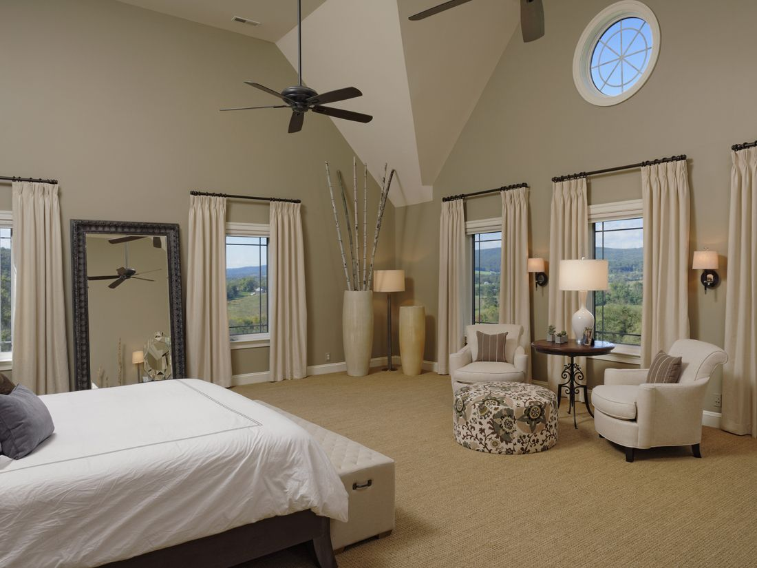 master bedroom room with a view floor mirror sitting area rh pinterest co uk