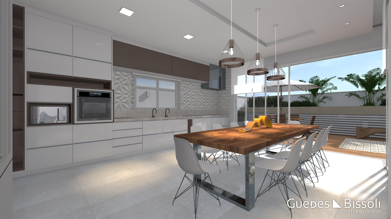 Cozinha clean moderna cortina cinza para cozinha for Mobilia furniture hire