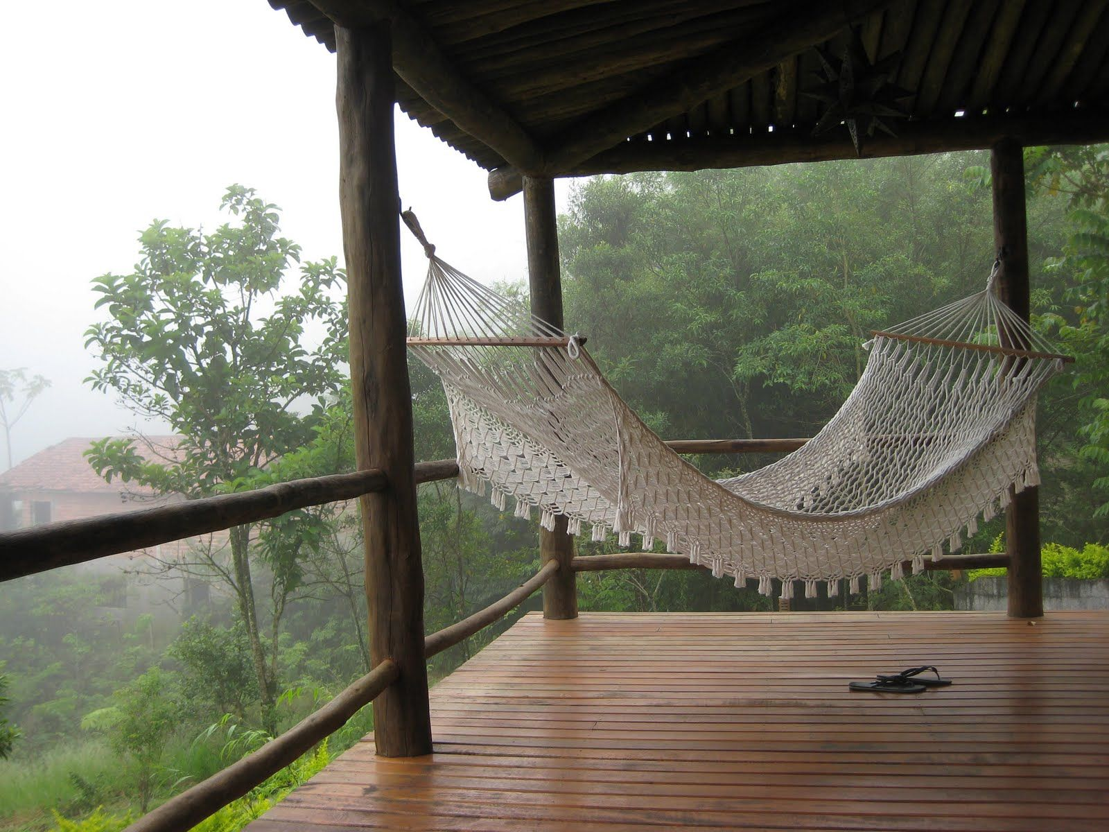 serene   hammock and deck idea  just looking at this made me feel relaxed  porch   yes yes oh my yes  i would love one on these in my garden      rh   pinterest