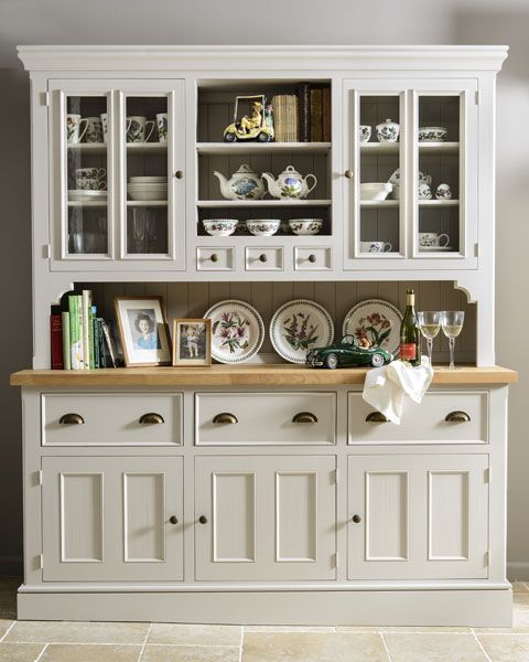 Victorian painted dresser from Creamery Kitchens www ...