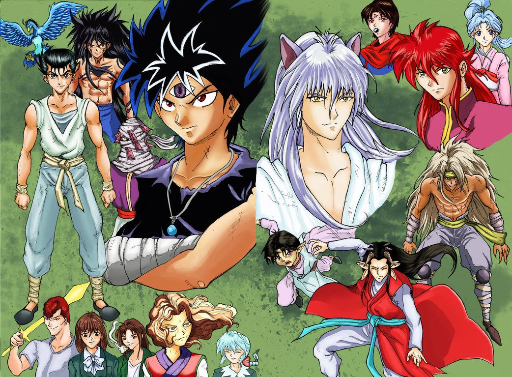 Yu Yu Hakusho Final By Mikhairon Hiei