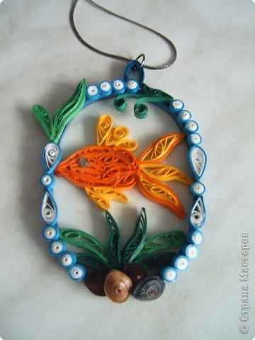 Paper Jewelry Handmade Crafts Quilling