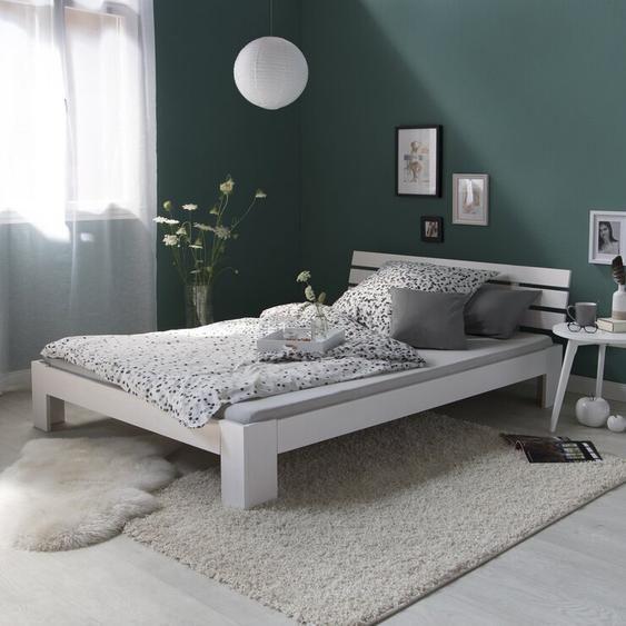 Holzbett Jaylah In 2020 Holzbett Bett Holz