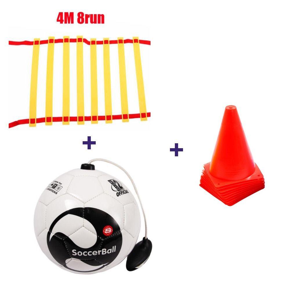 Soccer Ball Practice Belt Training Equipment Soccer Ball Football Sizes Training Equipment