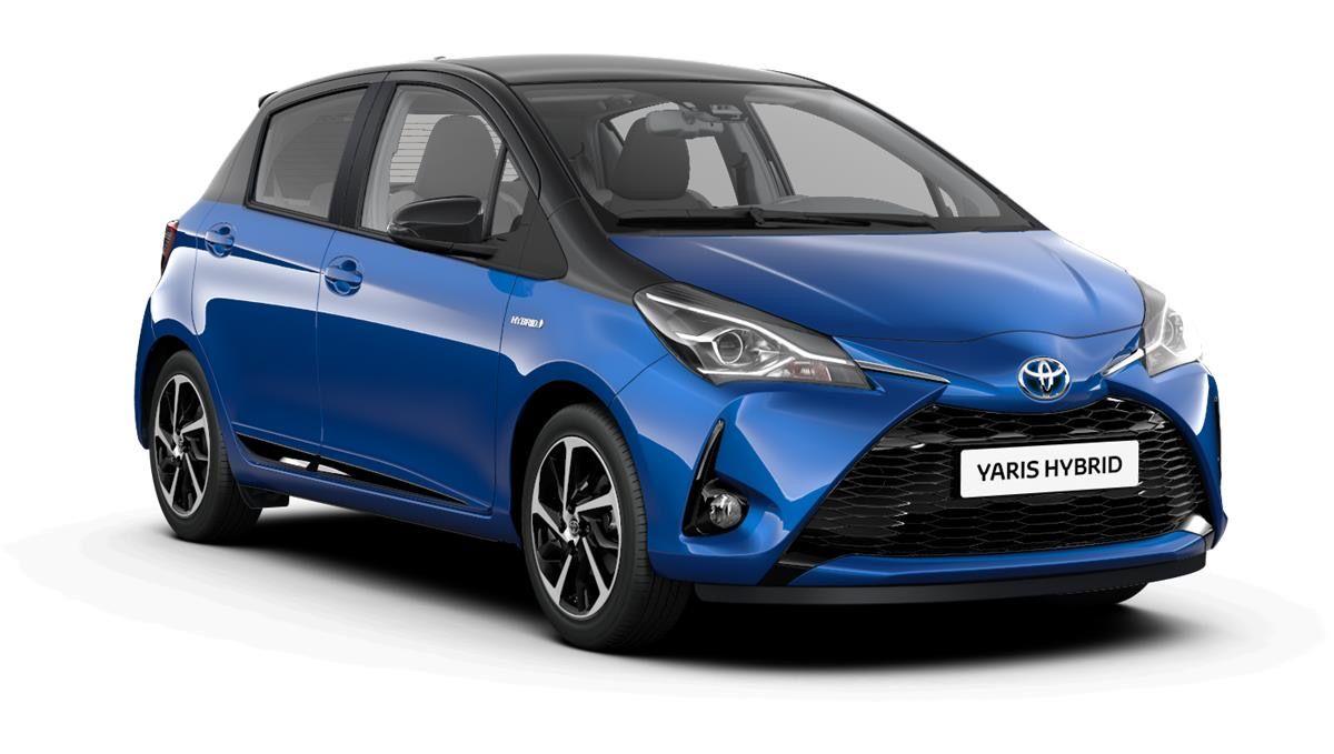 Toyota Yaris Electric Car