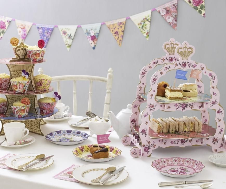 Google image result for for Afternoon tea decoration ideas