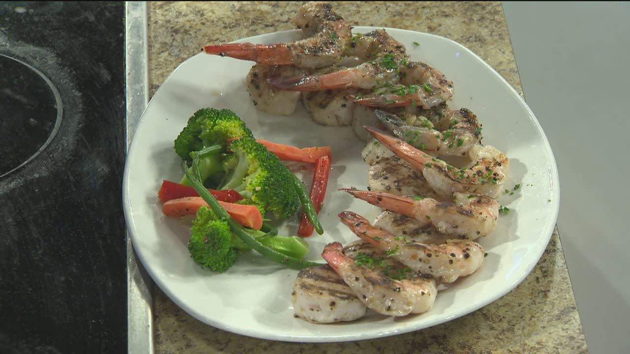 Recipes From Bonefish Grill: Creole-Style Redfish & Grilled Mahi ...