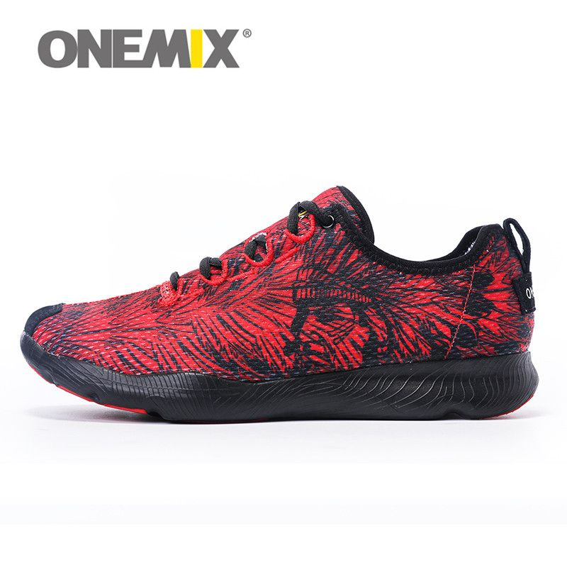 ONEMIX New Arrival 2016 Running Shoes Breathable Men's Sport Shoes Super  Light Athletic Shoes Summer Women's Shoes size