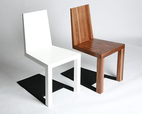 Optical Illusion Furniture That Stands Out In Any Decor Furniture Design Chair Furniture Design Modern Chair Design