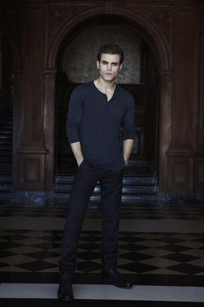 "Stefan The Vampire Diaries Season 1 Promo ""Greystone Mansion"""