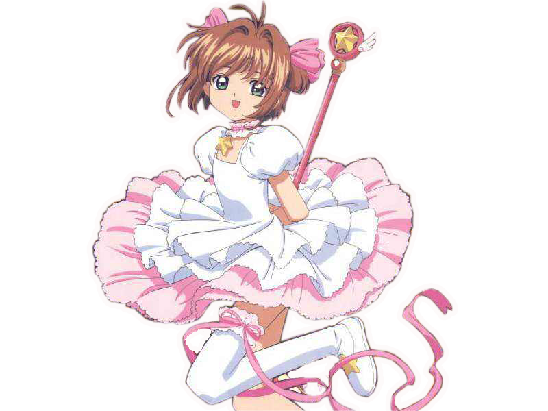 Sakura Kinomoto Png By Dreacg Sakura Cardcaptor Sakura Sakura Card