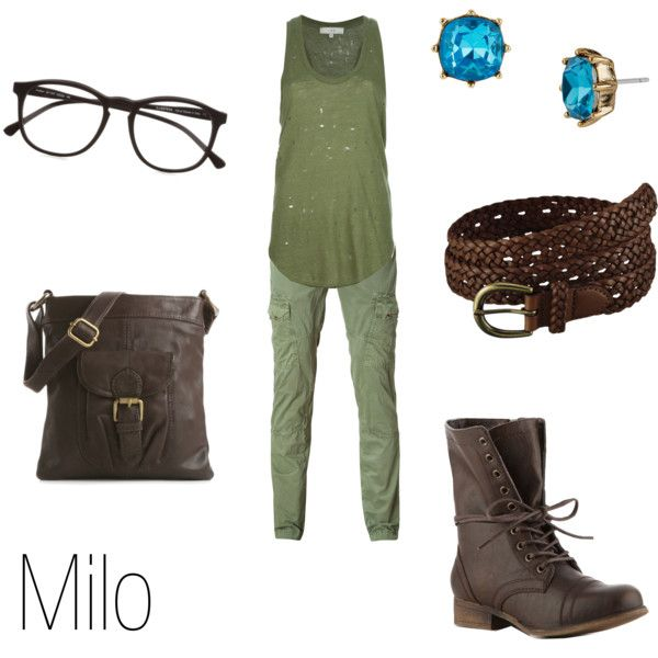 A fashion look from January 2013 featuring green top, combat boots and leather handbags. Browse and shop related looks.