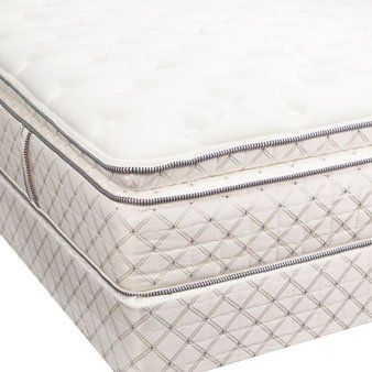 King Serta Perfect Sleeper Elite Medinah Pillow Top Mattress Set