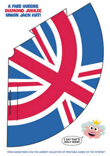 Free Jubilee Union Jack Hat British Party Union Jack London Party