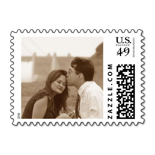 Personalized Photo Stamp