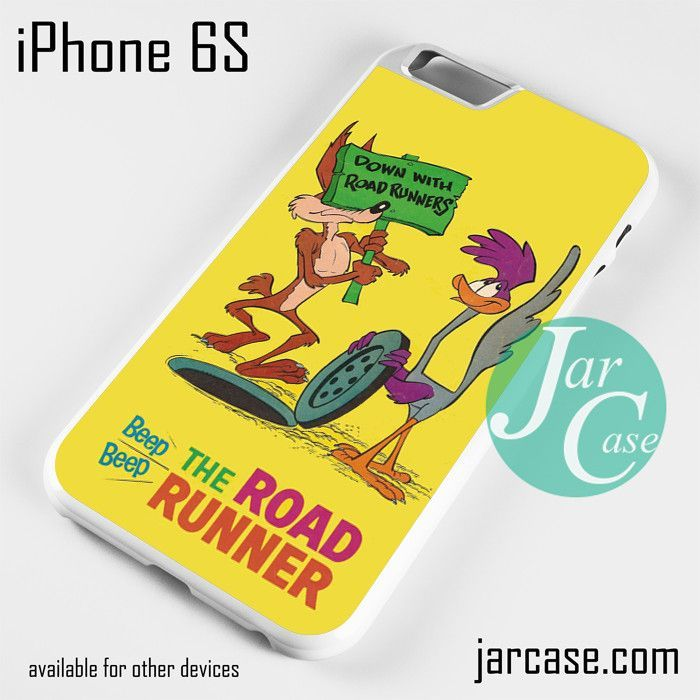 The Road Runner Show Phone case for iPhone 6/6S/6 Plus/6S plus