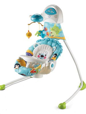 Fisher Price Precious Planet Cradle Swing 2 1 Doesn T Have