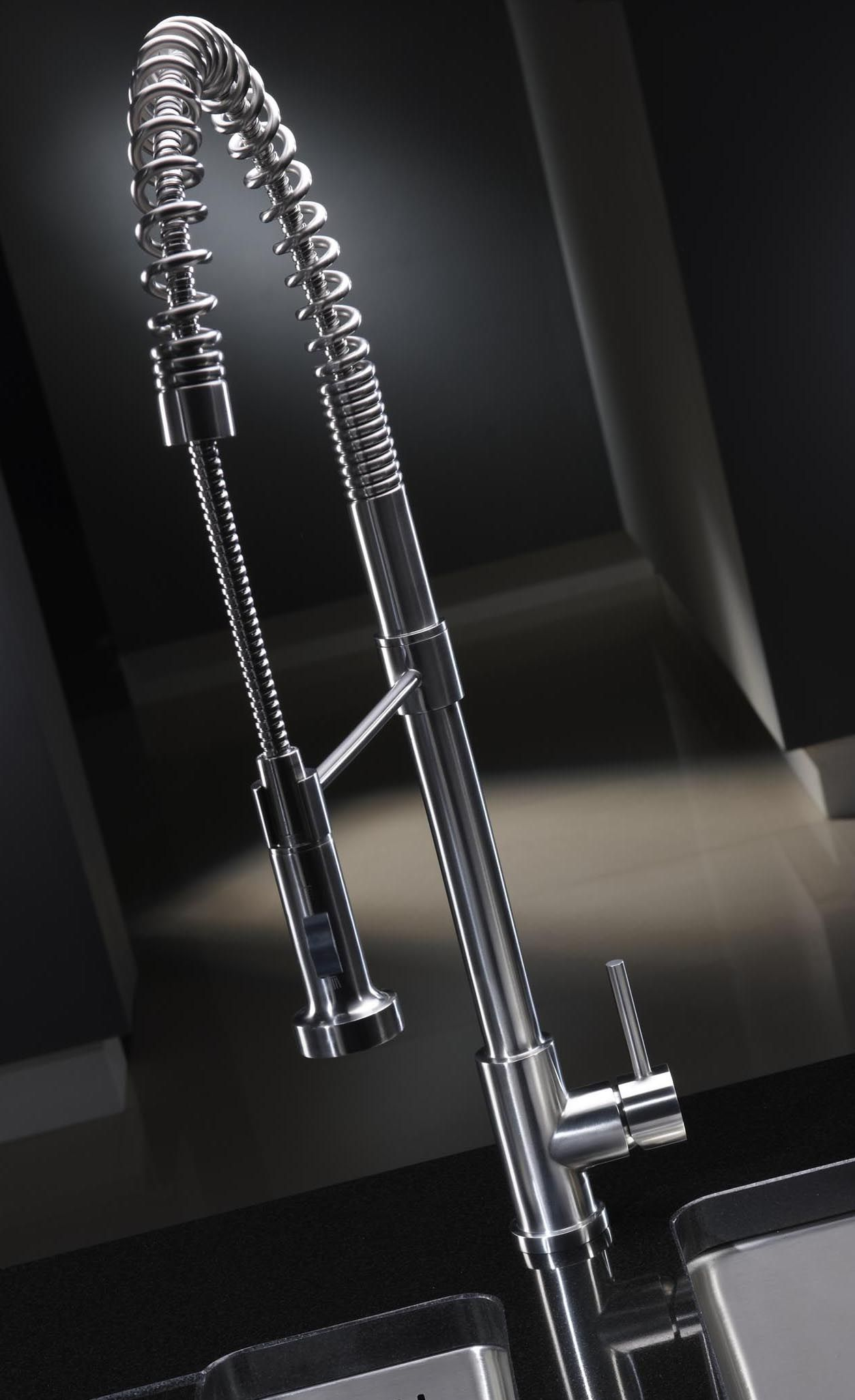 Abode Stalto Professional Coil Kitchen Tap In 2018 Professional