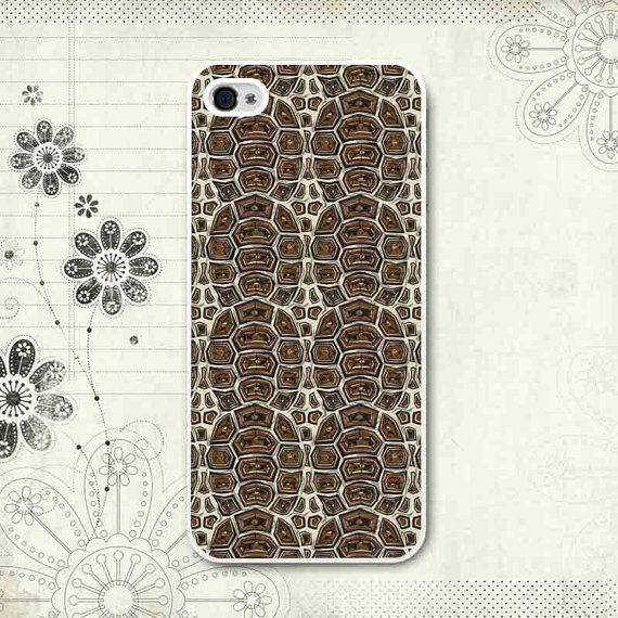 Turtle Shell Print iphone case,S3,iphone case gift,samsung note 2,iphone 5 case,samsung galaxy case, iphone 4 case,custom on Etsy, $14.80