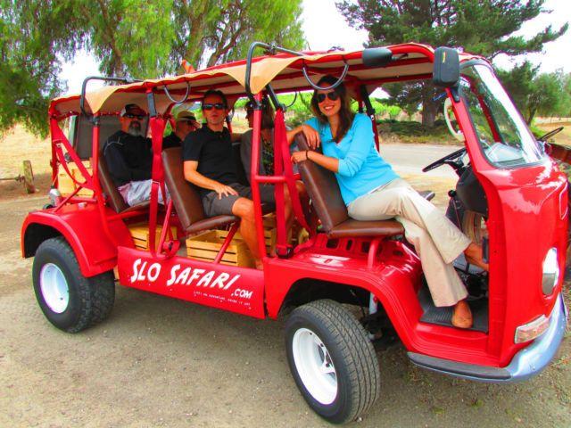 Vw Bus Exotic Part Vintage Surf Safari Part Lifted Baja