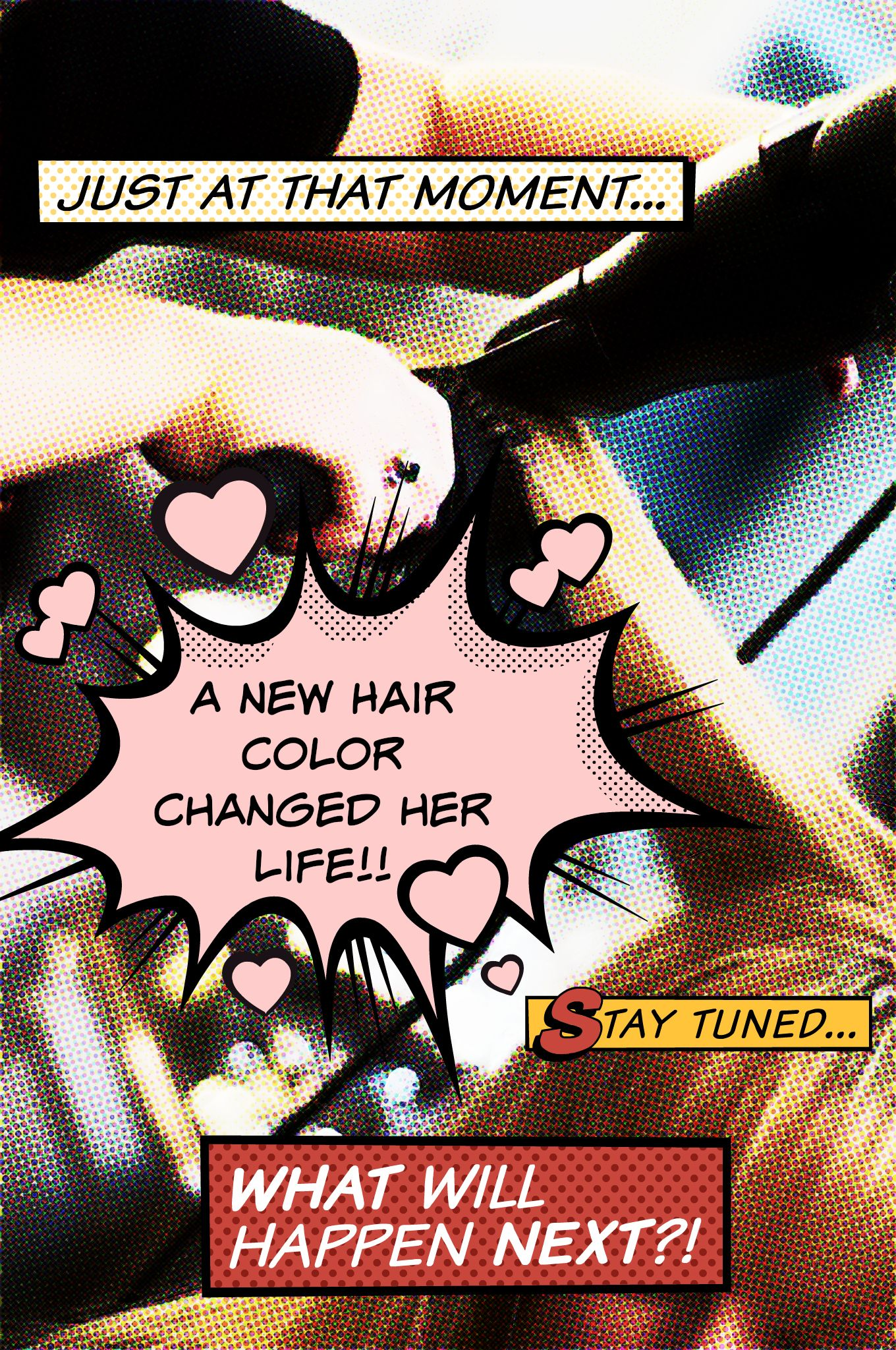 Behind the chair hair ecards - Hair Salon Quote Post For Facebook Hairsalon