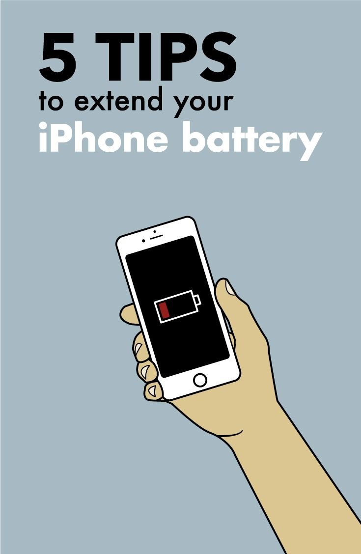 How to extend your iphones battery life iphone hacks
