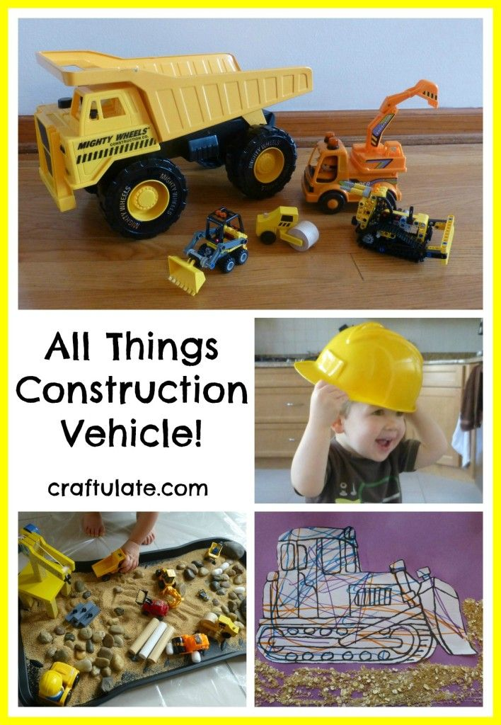 All Things Construction Vehicle With Images Construction