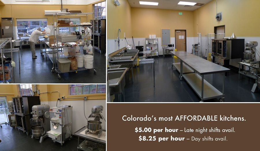 Charmant Commercial Kitchen Rental Boulder Longmont Denver