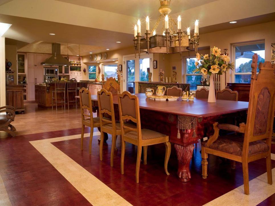 Vinyl Flooring in the Kitchen Kitchen Designs Choose