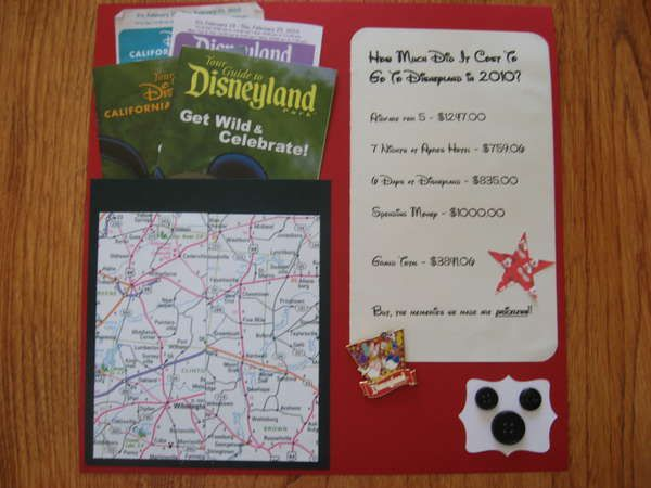 Layout: How Much Did It Cost To Go To Disneyland in 2010?